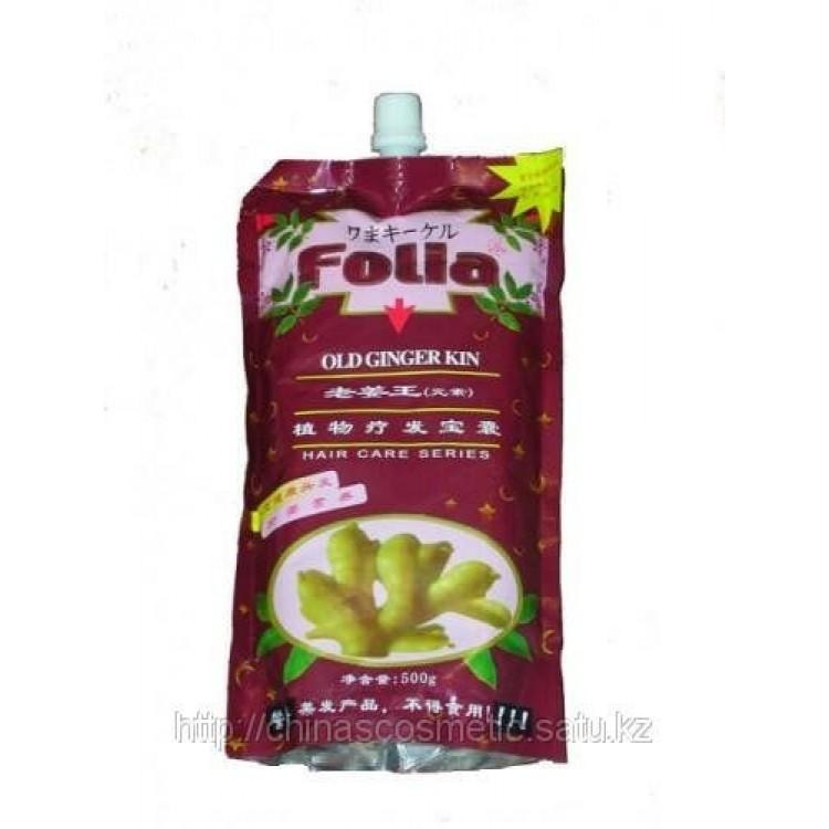 Бальзам-маска для волос «Folia»  | Био Маркет