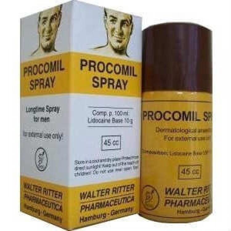 Пролонгатор для мужчин PROCOMIL SPRAY | Интернет-магазин bio-optomarket.ru