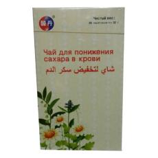 Чай для снижения сахара в крови  | Био Маркет