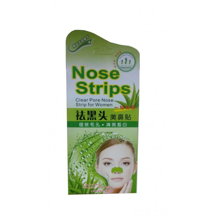 Средство для носа от черных точек с алоэ 10 шт | Интернет-магазин bio-optomarket.ru