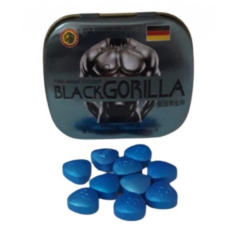 Black gorilla-препарат для потенции | Интернет-магазин bio-optomarket.ru