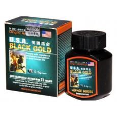 USA Black Gold (16 таблеток) препарат для потенции    Био Маркет