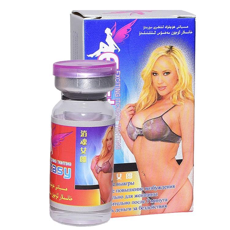 Ecstasy-женский возбудитель в каплях | Интернет-магазин bio-optomarket.ru