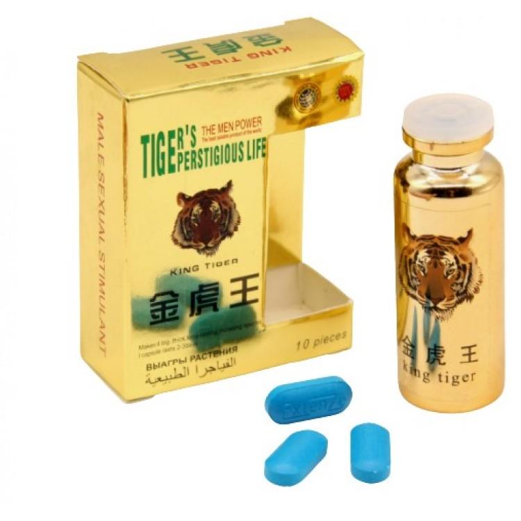 King tiger-препарат для повышения потенции | Интернет-магазин bio-optomarket.ru