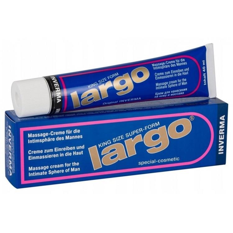 Largo Krem - возбуждающая крем для мужчин 40ml | Интернет-магазин bio-optomarket.ru
