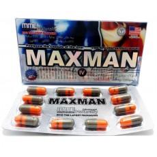 Maxman New - препарат для потенции в новой упаковке  | Био Маркет
