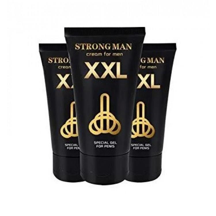 Strong Man XX-крем для увеличения полового члена  | Био Маркет