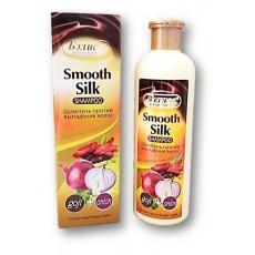 Шампунь для волос Бэлисс Silk ягоды годжи и лук    Био Маркет