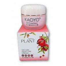 Крем для лица увлажняющий с гранатом Kaoyo essence plant  | Био Маркет