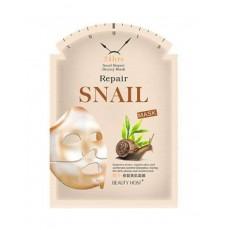 Маска с экстрактом улитки Snail repair   | Био Маркет
